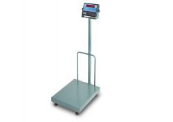 Balança Eletrônica Micheletti plataforma com Coluna 200 kg