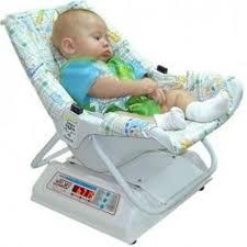 Balança Pediátrica Eletrônica 109 E Confort com cadeirinha