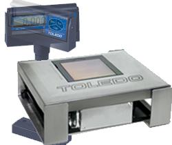 Balança Toledo 8217 Standard 30 Kg - Checkout - PDV Com kit para scanner (s/ leitor)