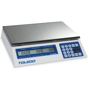 Balança Eletrônica Toledo  - Prix 3 com Bateria e Saída Serial - 30kg